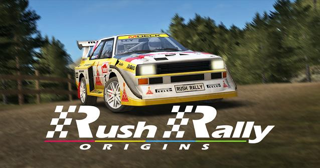 Rush Rally Origins per iPhone