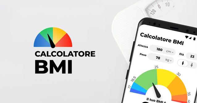 calcolatore BMI per Android
