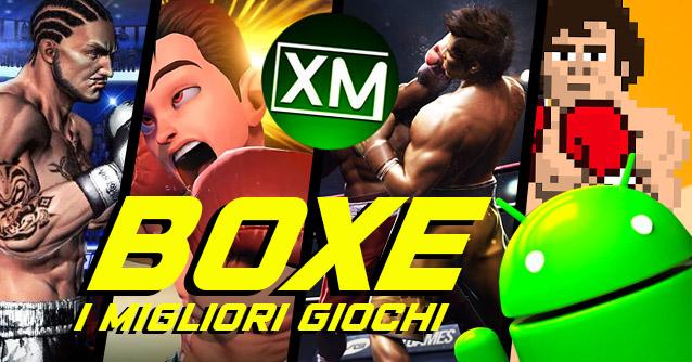 I migliori videogiochi di BOXE per Android