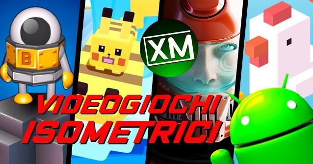 I migliori videogiochi ISOMETRICI per Android