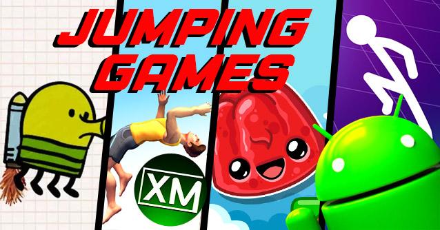 I migliori JUMPING GAMES da provare su Android