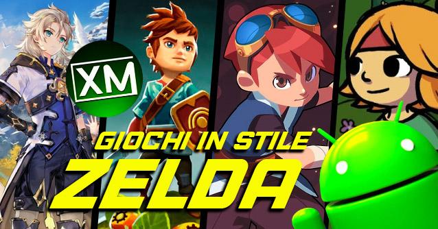I migliori giochi in stile ZELDA per Android