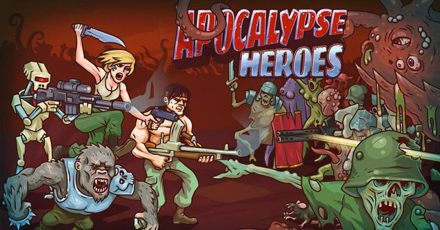 Apocalypse Heroes per Android
