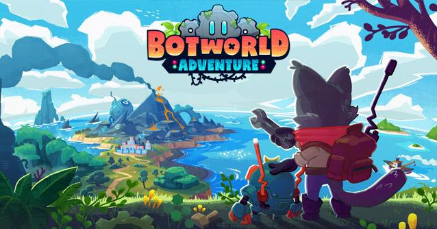 Botworld Adventure per iPhone e Android