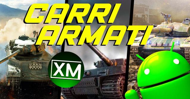 I migliori videogiochi di CARRI ARMATI per Android