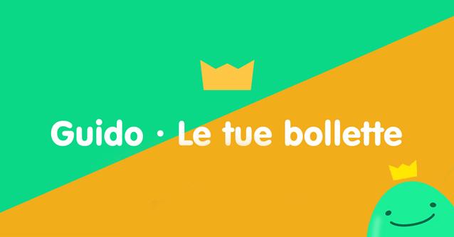 Guido - Le tue bollette per iPhone e Android