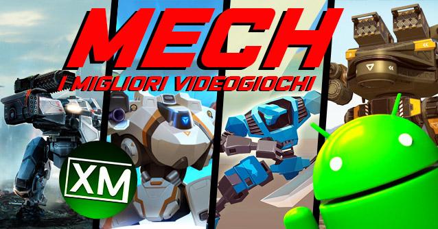 I migliori videogiochi di MECH da provare su Android