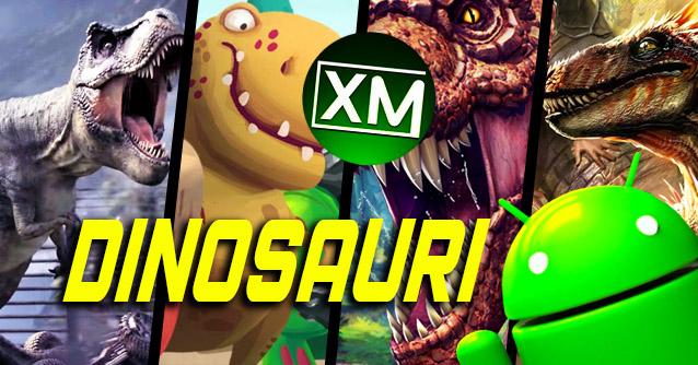 I migliori videogiochi di DINOSAURI per Android