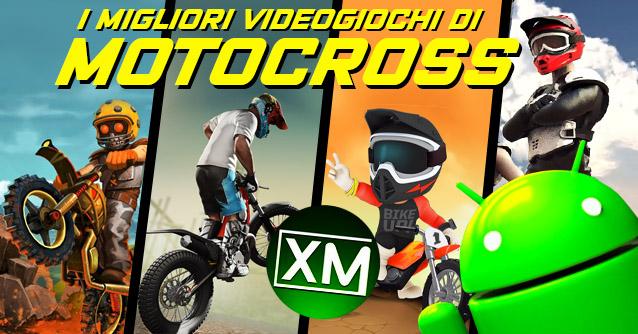 I migliori videogiochi di MOTOCROSS per Android
